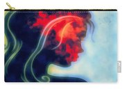 I Walked Away 2 Carry-all Pouch by Angelina Vick