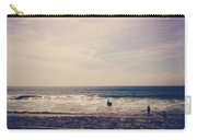I Want To Swim In The Ocean With You Carry-all Pouch by Laurie Search