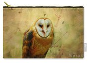 I Will Make You Smile Owl Carry-all Pouch