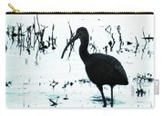 Ibis By Pintail Nature Drive Cameron Prairie Nwr La Carry-all Pouch