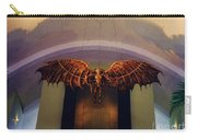 Icarus In The Louis Armstrong International Airport In New Orleans Carry-all Pouch by John Malone