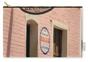 Ice Cream Shop In Todos Santos Carry-all Pouch