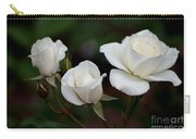 Iceberg Roses Carry-all Pouch