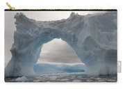 Iceberg With A Natural Arch, Antarctic Carry-all Pouch
