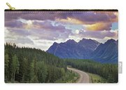 Icefields Parkway, Jasper National Carry-all Pouch