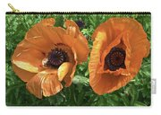 Iceland Poppies Carry-all Pouch