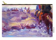 Icelandic Horse Trail Ride Carry-all Pouch