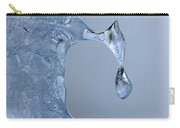 Icicle Detail Carry-all Pouch