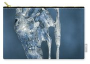Icicle Formation Carry-all Pouch
