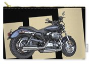 Iconic Harley Davidson Carry-all Pouch
