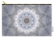 Icy Mandala 5 Carry-all Pouch