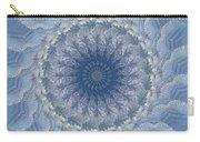 Icy Mandala 6 Carry-all Pouch