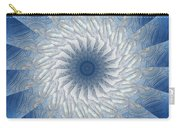 Icy Mandala 7 Carry-all Pouch