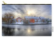 Icy River Panorama Carry-all Pouch