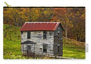 If These Walls Could Talk Painted Carry-all Pouch