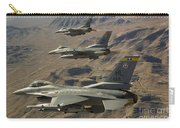 Ighter Jets Return From The Nevada Test Carry-all Pouch