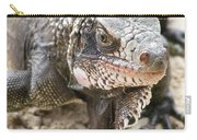 Iguana At Magens Bay Carry-all Pouch