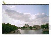 Notre Dame Paris Carry-all Pouch
