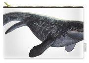 Illustration Of A Prognathodon Carry-all Pouch