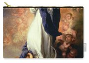 Immaculate Conception Of The Escorial Carry-all Pouch