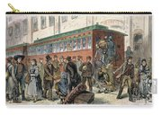 Immigrants, Nyc, 1880 Carry-all Pouch