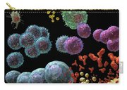 Immune Response Antibody 2 Carry-all Pouch