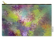 Impressionistic Abstract Carry-all Pouch