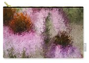 Impressionistic Cones Carry-all Pouch