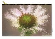Impressionistic Echinacea Carry-all Pouch
