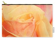 Impressionistic Roses Carry-all Pouch