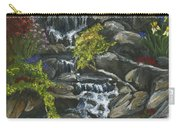 In A Country Garden Carry-all Pouch