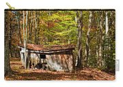 In Autumn Woods Carry-all Pouch by Steve Harrington