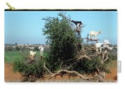 In Morocco Goats Grow On Trees Carry-all Pouch