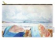 In Secca Sulla Spiaggia Carry-all Pouch