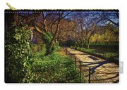 In The Conservatory Garden Carry-all Pouch