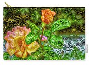 In The Garden Of Dreams Carry-all Pouch