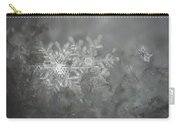 In The Garden Of The Snowflakes Carry-all Pouch