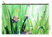In The Garden V Carry-all Pouch