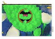 In The Pond Pop Art Carry-all Pouch