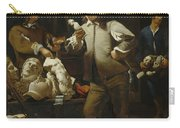 In The Studio Carry-all Pouch by Michael Sweerts