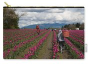 In The Tulip Fields Carry-all Pouch