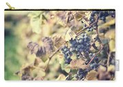 In The Vineyard Carry-all Pouch by Lisa Russo