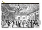 Inaugural Ball, 1869 Carry-all Pouch