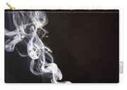 Incense Smoke Rising, New Zealand Carry-all Pouch