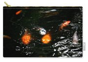 Incoming Koi Missiles Carry-all Pouch