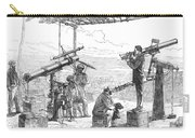 India Eclipse Expedition, 1872 Carry-all Pouch by Science Source