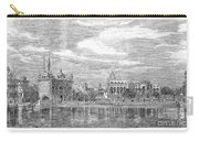 India: Golden Temple, 1858 Carry-all Pouch