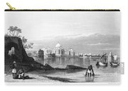 India: Taj Mahal, C1860 Carry-all Pouch