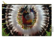 Indian Bustle Carry-all Pouch