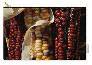 Indian Corn Carry-all Pouch by Susan Herber